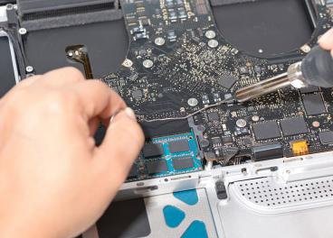 Réparation par micro soudure à Nantes